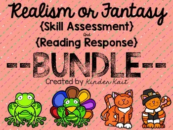 Realism vs Fantasy {Bundle}