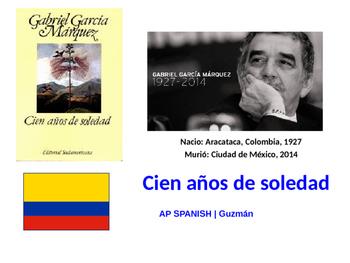 Realismo Mágico PPT - Cien años de soledad - Gabriel Garcí