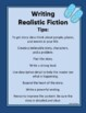 Writing Realistic Fiction SCAFFOLDED