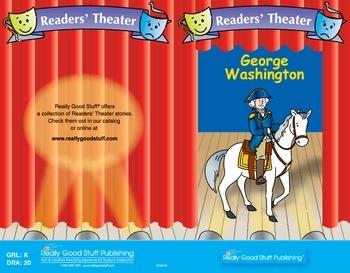 Really Good Readers' Theater: George Washington