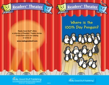 Really Good Readers' Theater: Where is the 100th Day Penguin?