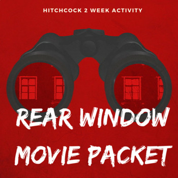 Rear Window Classroom Packet