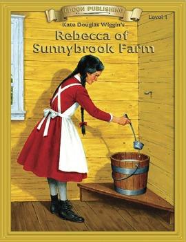 Rebecca of Sunnybrook Farm RL1.0-2.0 flip page EPUB for iP