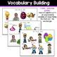 Receptive & Expressive Language Builder: Easter Edition