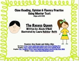 Recess Queen Close Reading, Opinion & Fluency  CCSS