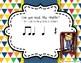 Recess Rhythms! Interactive Rhythm Reading Game - Ta rest