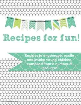 Recipes for the Classroom