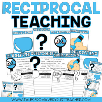 Reciprocal Teaching Resources
