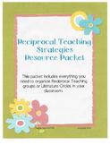 Reciprocal Teaching Strategies Bundle