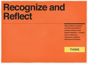 Recognize and Reflect: 6 forms to guide student reflection