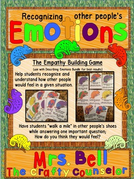 Recognizing Other People's Emotions (Session #5)