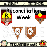 Reconciliation Week Bunting