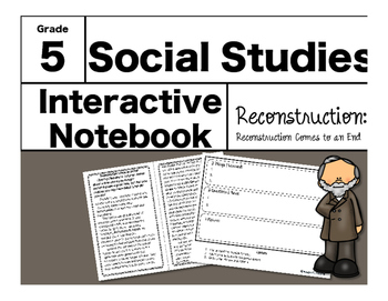 Reconstruction Interactive Notebook-Reconstruction Comes t