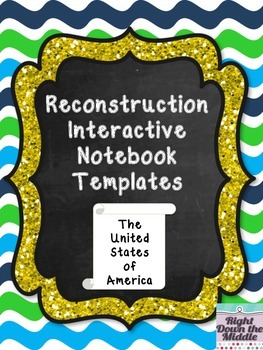Reconstruction Interactive Notebook Templates