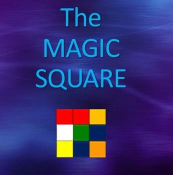 Reconstruction Magic Square Worksheet