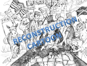 Reconstruction: The Story Inside the Cartoon