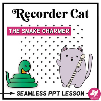 The Snake Charmer Recorder Music