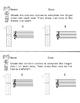 Recorder Finger Chart Practice Bundle