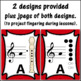 Recorder Fingering Charts for Alto Recorder (red)