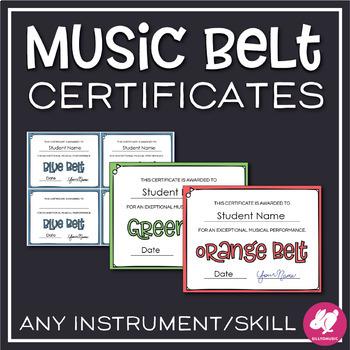 Recorder Certificates