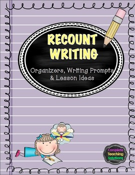 Recount Paragraph Writing