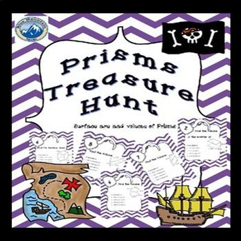 Prism Treasure Hunt