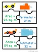Rectilinear Area and Perimeter Game Puzzles - Area of Comp