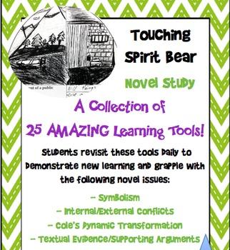 Textual Evidence-Based Novel Study for Touching Spirit Bea