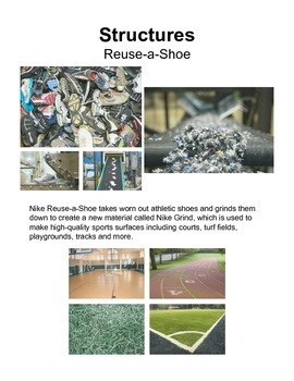 Recycling Teacher Guides and Activity - PREVIEW