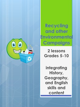 Recycling and other Environmental Campaigns- activities, r