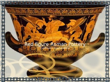 Red Figure Roman Pottery