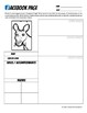 Red Kangaroo -- 10 Resources -- Coloring Pages, Reading &