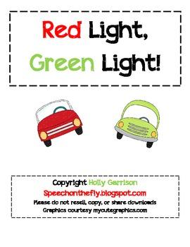 Red Light, Green Light! Adaptable Speech Game