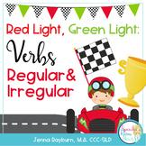 Red Light, Green Light: Regular and Irregular Verbs