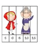 Red Riding Hood Math and Literacy Centers