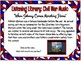 Red, White, & Blue: Patriotic Songs & Activities