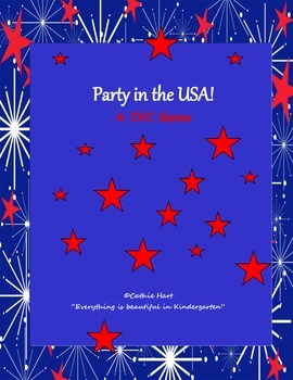 Party in the USA!  A CVC Game!