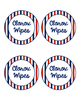 Red, White and Blue Supplies Wish List for Open House