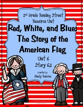 Red, White and Blue: The Story of ... Flag 2008 & 2013  2n
