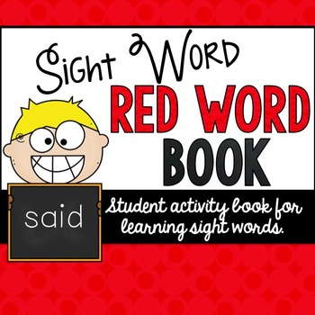 Red Word Book
