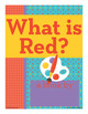 Red - ed Word Family Poem of the Week