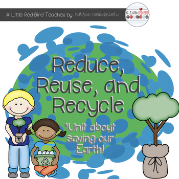 Recycling Unit - Reduce, Reuse, Recycle