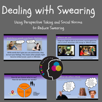 Reducing Swearing and Cursing in the classroom; Social Nor