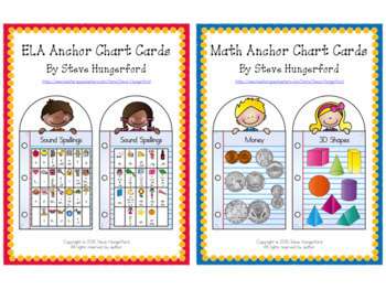 Reference Cards Bundle