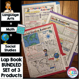 Reference Chart Bundle of Math, Language Arts & Social Stu