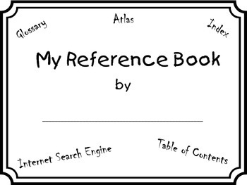 Reference Review - A Book About Me