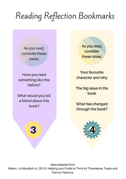 Reflection Bookmarks