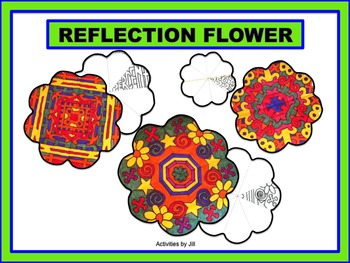 Reflection Flower
