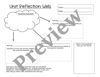 Reflection Web Set