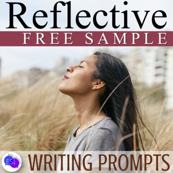 Reflective Writing Prompts:  Getting to Know You/Yourself